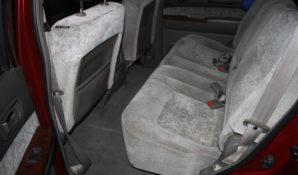 Химчиска салона автомобиля в Геленджике