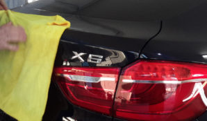 Нанокерамическое покрытие автомобиля в Геленджике