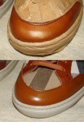 Ремонт, покраска кожаной обуви в Геленджике