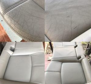Реставрация кожаных салонов автомобилей в Геленджике