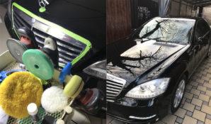 Полировка кузова автомобиля в Геленджике