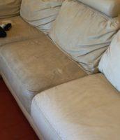 Чистка, реставрация кожаной мебели в Геленджике
